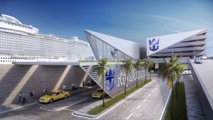 Royal Caribbean International Miami Port Check inn