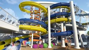 Royal Caribbean International perfect Storm Rutschen
