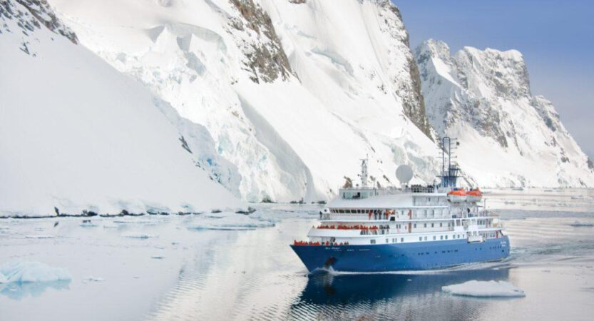 Modernisierte Sea Spirit von Poseidon Expeditions