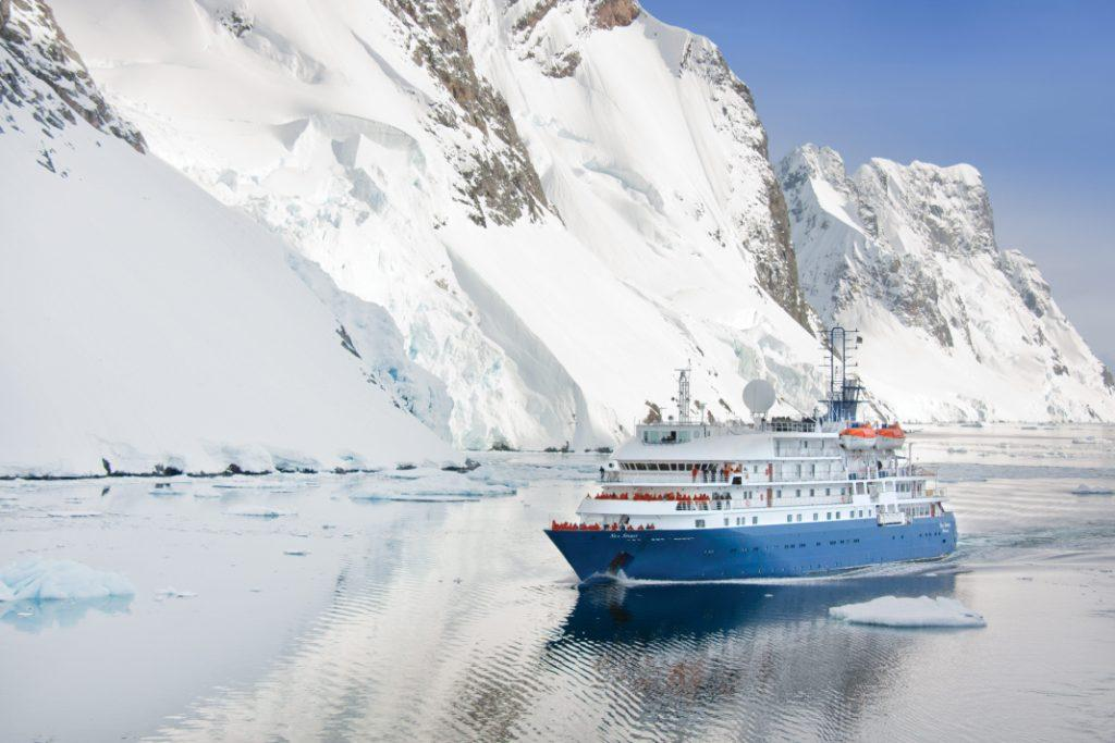 Sea Spirit Expedition von Poseidon ExpeditionsSea Spirit Expedition von Poseidon ExpeditionsSea Spirit Expedition von Poseidon Expeditions