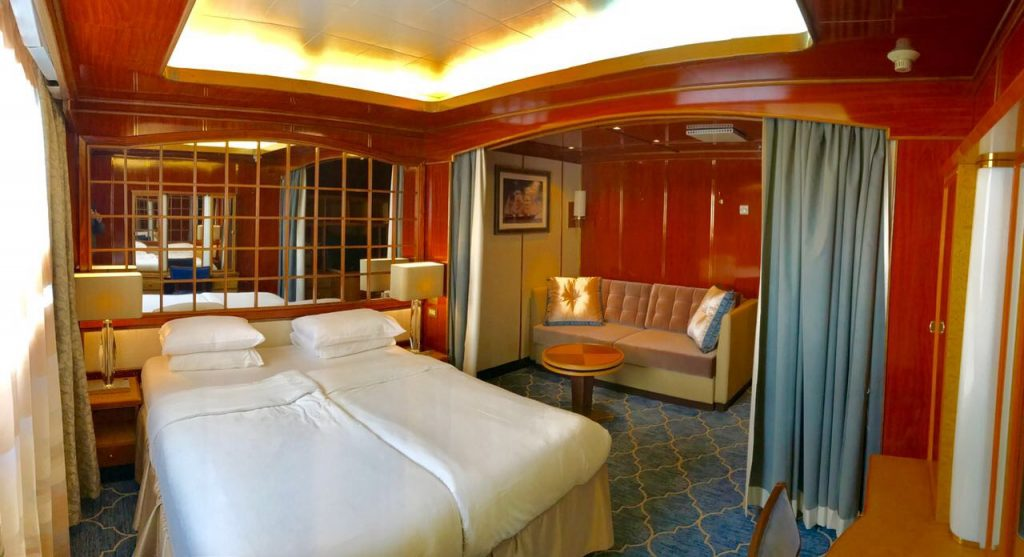Poseidon Expeditions Sea Spirit Suite