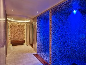 Seabourn Encore Thermal Spray Spa & Wellness With Dr Andrew Weil