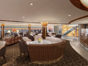 Seabourn The Grill by Thomas Keller