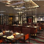 Carnival Cruise Line Steakhouse 555 Carnival Horizon