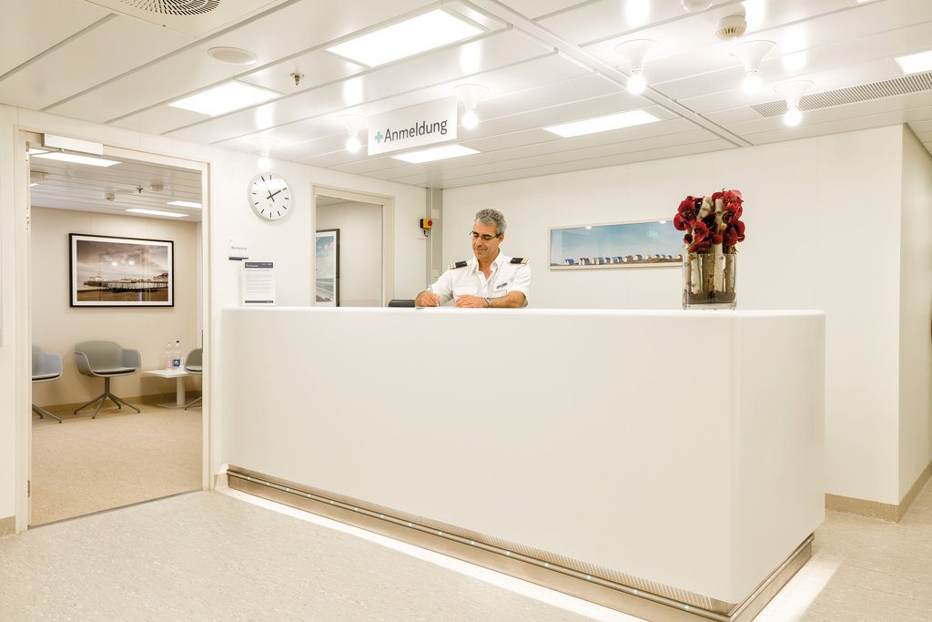 TUI CRUISES Bordhospital
