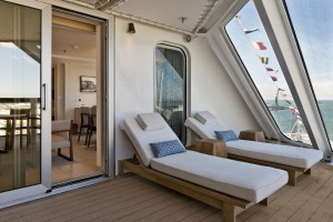 Viking Ocean Cruises Explorer Suite Veranda