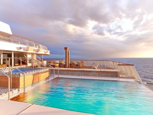 Viking Ocean Cruises AquavitTerrace InfinityPool