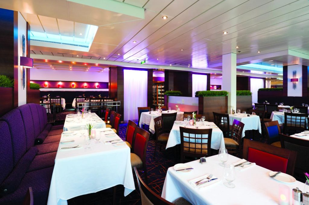 Cruise & Maritime Voyages MS Columbus Waterfront-Restaurant-Promenade-Deck-7