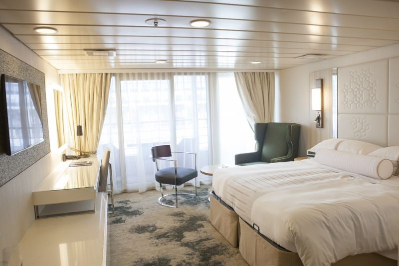 azamara journey club continental suite Quelle: Azamara Club Cruises