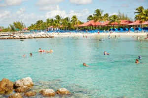 "Privatresort ""Princess Cays"" von Carnival Cruise Line"