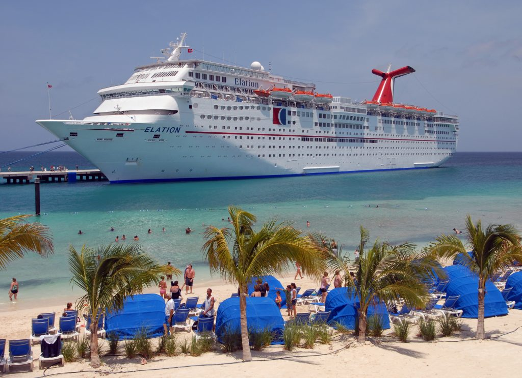 ELATION carnival cruise