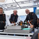 Dinner in the Sky auf den Cruise Days 2017