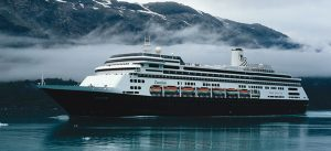 Holland America Line ms zaandam