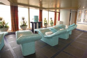 Holland America Line m/s Westerdam Green Spa