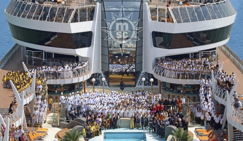 Image result for msc magnifica innen