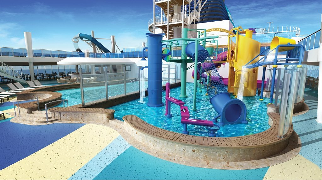 Norwegian Bliss Kids-Aqua-Park