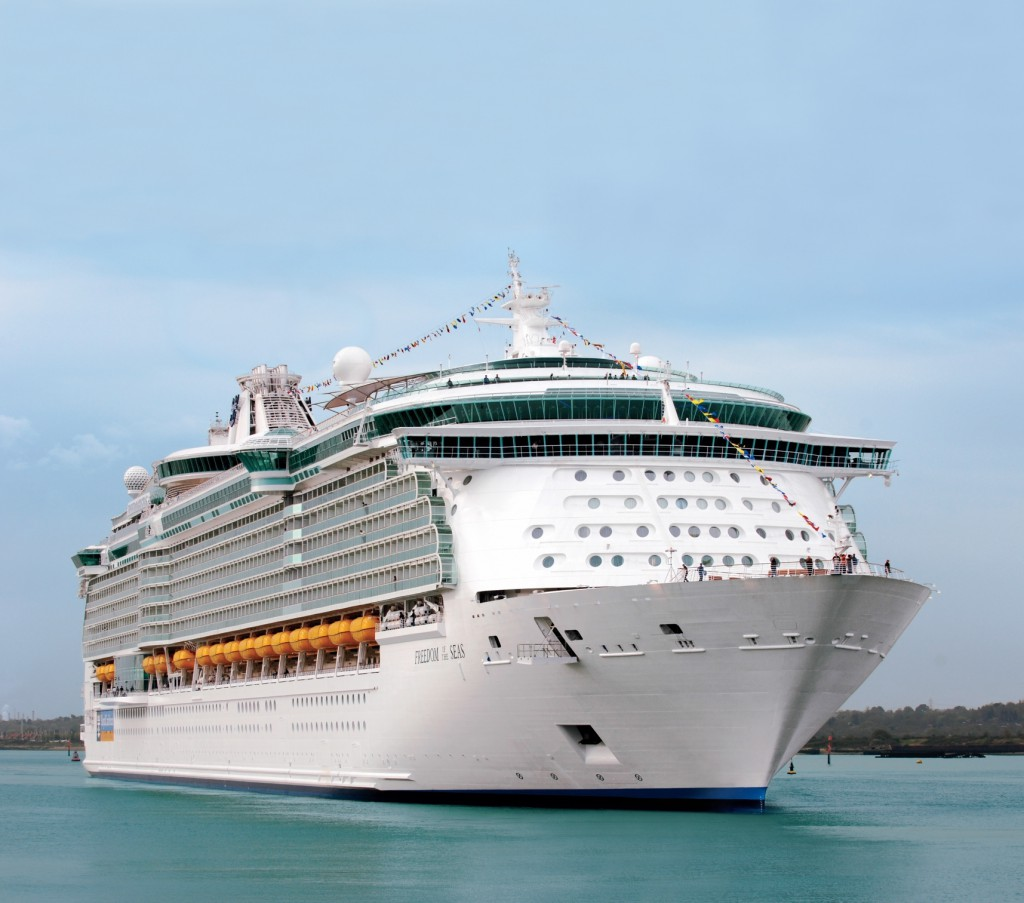 Royal Caribbean International Freedom Class Schiff