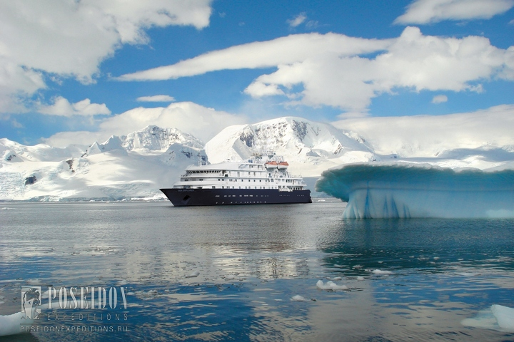 sea spirit poseidon expeditions