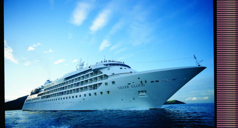 Silver Cloud wird Expeditionsschiff