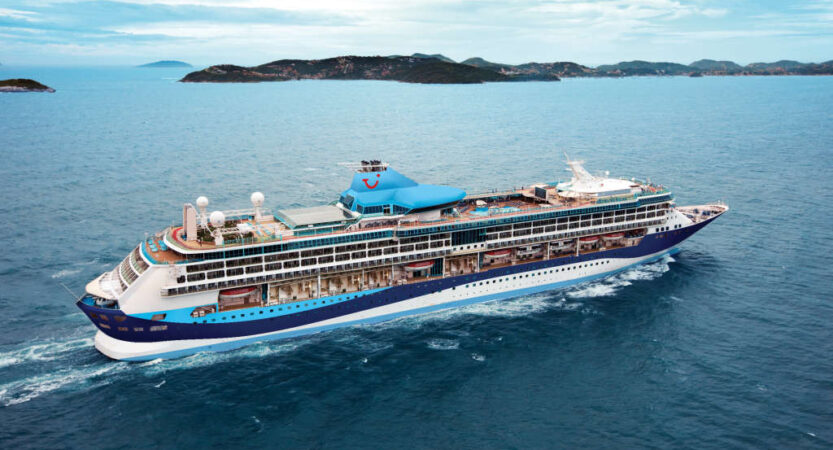 Splendor of the Seas wird zur Thomson Discovery